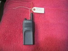x1 Motorola GP320 Handset VHF Single Channel  (Reference 19/05/2021)