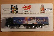Modell LKW Bier Truck Bierlaster Mercedes Benz Actros Mundelsheim Classic HS 6