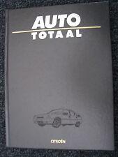 Auto Totaal, Citroën (JOR-LIN) (Nederlands) no dust cover