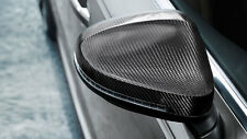 Genuine Audi A1 Carbon Fibre Wing Mirror Covers 2011