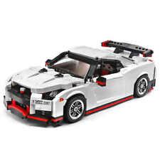 Nissan GT-R Nismo Technical Brick Model - 1024 pieces