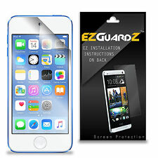 4X EZguardz LCD Screen Protector Skin HD 4X For Apple iPod Touch 6th Gen (2015)