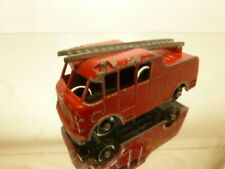 "LESNEY 9 MERRYWEATHER MARQUIS SERIES 3 FIRE ENGINE - ""MATCHBOX"" - GOOD CONDITION"