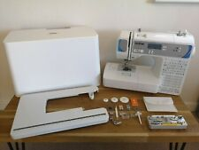 Brother FS210 Computerised Sewing / Embroidery Machine + Accessories  (FS250FE)