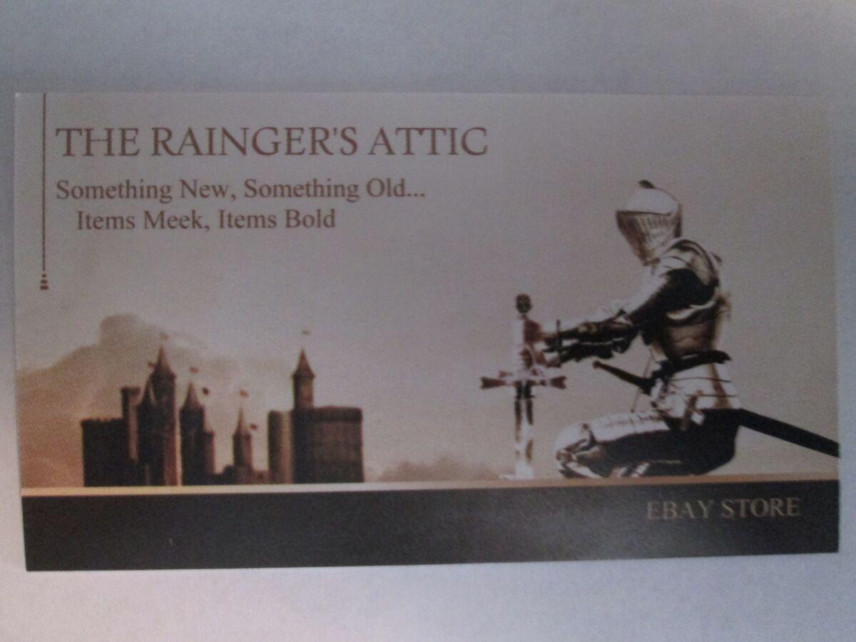 The Rainger's Attic