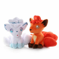 Pokemon Sun & Moon Alolan Vulpix Plush Doll Teddy Stuffed Soft Toy Kids