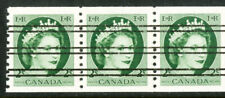 Canada Stamps # 337 XF OG NH Pre-Cancel Strip Of 3