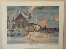 """""""Country Doctor"""" by CHARLES PETERSON Encore Edition SIGNED #1573/2500"""