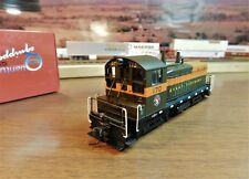 GREAT NORTHERN EMD SW7 GN #170 BROADWAY LIMITED QSL QUANTUM SOUND HO SCALE