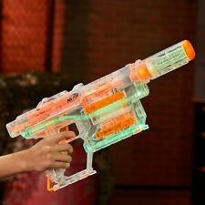 NEW NERF Modulus Ghost Ops Shadow ICS-6 Blaster