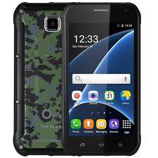 Oeina Tank S6 5.0 inch 3G Unlocked Smartphone 8GB ROM Android GPS G-Sensor GREEN