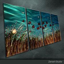 Original Handmad Metal Art Abstract Large Special Indoor-Outdoor Decor-Zenart