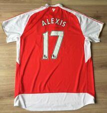 Arsenal Shirt Original Puma Home Jersey Kit Alexis 17. Size XL. Excellent Cond