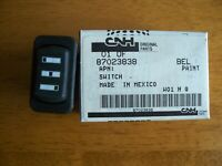 87023838 Switch, CNH Industrial, Case IH, New Holland, Made in USA, New in Pkg
