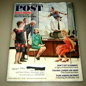 Saturday Evening Post Magazine March / April 2014