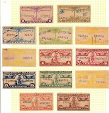 OLD PHILIPPINES DOCUMENTARY STAMPS - B