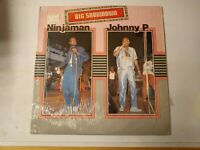 Ninjaman / Johnny P ‎– Big Showdown Vinyl LP
