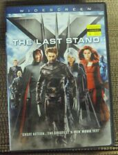 X-MEN: THE LAST STAND DVD mid-00's Marvel Hugh Jackman Halle Berry Anna Pacquin