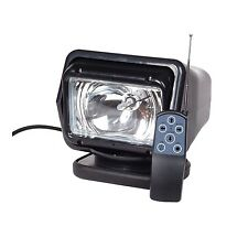 55W 12V Xenon HID Search Work Light 360° Magnetic Remote Control Rotative Fish