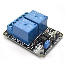 2 Channel DC 5V Relay Switch Module for Arduino Raspberry Pi ARM AVR DSP