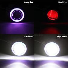 Halo Projector Headlight Angel Devil Eye for Kawasaki Ninja ZX ZX10 ZX10R ZX1000