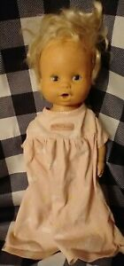 Vintage Kenner 1973 Baby Alive Doll Untested! For parts or repair!