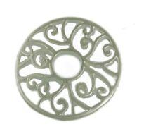 Kranz Ring  Aufsatz Scheibe  rund Wechselring Platte Metall   KC14