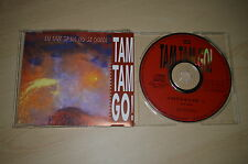 Tam Tam Go - Lo que se da no se quita. CD-Single PROMO (CP1704)
