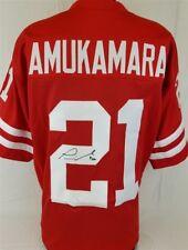 Prince Amukamara Signed Nebraska Cornhuskers Jersey (JSA COA) NY Giants / Bears