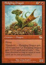 Fledgling Dragon | ex | Judgment | Magic mtg