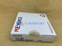 1PCS KEYENCE PLC ES-M1 NEW IN BOX