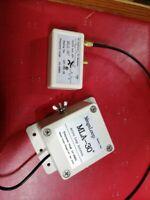 MLA-30+ Active Loop Receiving Antenna 100KHz-30MHz for Shortwave Radio sz8