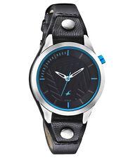 FASTRACK Analog Trendy Black Strap Watch for Girls 6156SL01