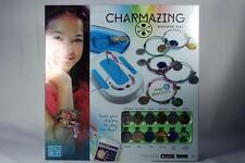 Charmazing Nature Kit-Design & make 6 Bracelets Download Free App NIB!