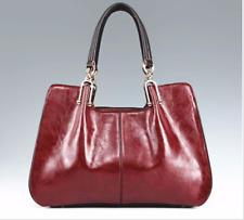 New Genuine Leather Bag Women Handbag Vintage Look