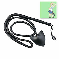 Anime Fairy Tail Lucy Heartfilia Leather Star Whip Halloween Cosplay Acces Prop
