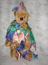 Gorham Music Box Teddy Bear by Beverly Port Limited Edition Number 10