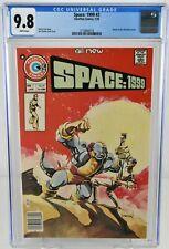 Space: 1999 #2 1976 CGC Graded 9.8 Based on TV Series Charlton Comics