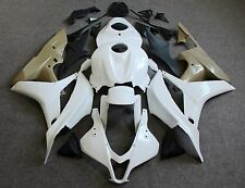 Fit for CBR600RR 2007 2008 Unpainted ABS Injection Mold Bodywork Fairing Kit Raw