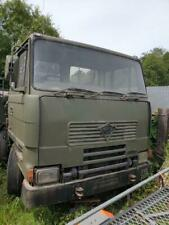 Forden 8x4 32t Lorry with plant body,winch and hiab