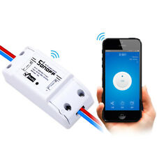 10A Remote Control WiFi Wireless Smart Switch Module Power Home Automation Parts