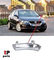 FOR VW PASSAT B5.5 03-05, PASSAT B6 05-10 WING MIRROR LED REPEATER LEFT N/S