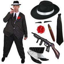 Pablo Escobar Noir Perruque /& Tash drogue colombien Lord Gangster Fancy Dress