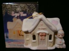 Precious Moments Sugar Town-Doctors Office-Limited Edition Ornament-Ship Mark