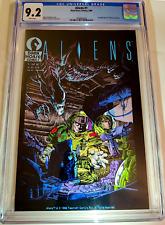 Aliens #1 - Dark Horse Comics - 5/88 - CGC 9.2 - Mark A. Nelson - 1st Printing