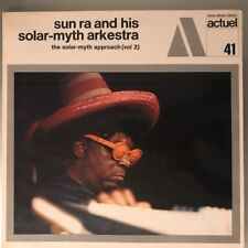 Sun Ra And His Solar-myth Arkestra Actuel 41 Vinyl LP France 1972 Great copy!