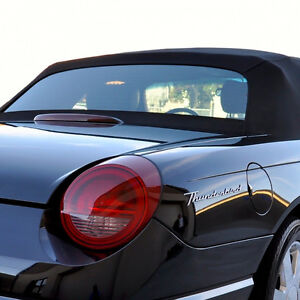 NEW Thunderbird Cloth Convertible Soft top With Heated Glass Window (2000-2005)