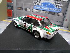 FIAT 131 Abarth Rallye Monte Carlo #2 Röhrl 1978 Alitalia Pirelli Trofeu 1:43