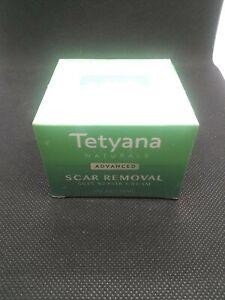 Tetyana Naturals Advanced Scar Removal Skin Repair Cream 1 fl oz Exp 09/18/2022