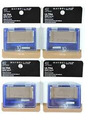 4x Maybelline Ultra-Brow Powder 10 Light Brown Eyebrow Color Makeup 402 New